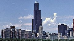 Небоскреб Sears Tower (Willis Tower)