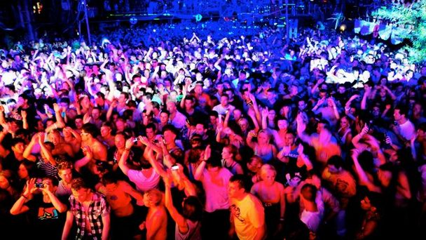 List of ibiza party